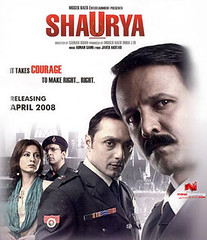 [Poster for Shaurya]