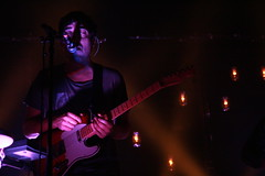 GRIZZLY BEAR @ la Cigale (Achablive) Tags: show bear newyork paris rock brooklyn concert folk live gig warp edward indie grizzly cigale droste grizzlybear christaylor christopherbear eddroste danielrossen
