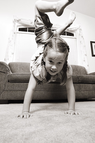 The Hand Stand by a4gpa, on Flickr
