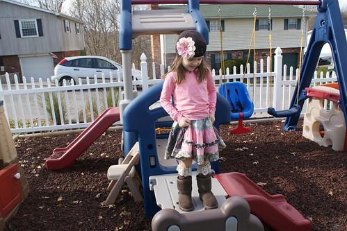 Ayla's Matilda Jane Nov 09 017