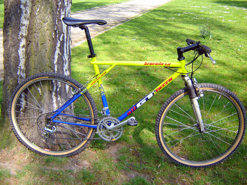 Bikes Gt 1993 Cirque GT s cool no doubt