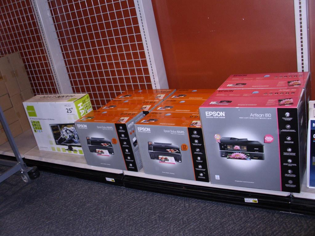 Epson  Nx 415's, Nx515 and Artisian 810's