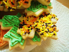 autumn sugar cookies - 08