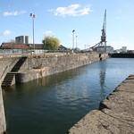 Bordeaux: Bassins à flot, formes de radoub