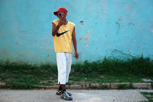 Nike en Cuba? by luciatrodrigues.