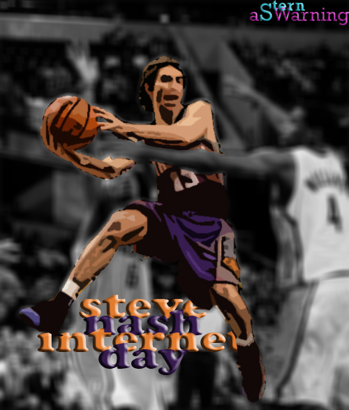 Steve Nash Internet Day 2