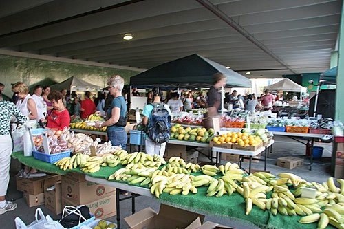 Kailau Farmers Market