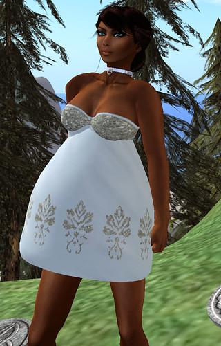 Chimney Hunt 012 Doppelganger 34th street dress