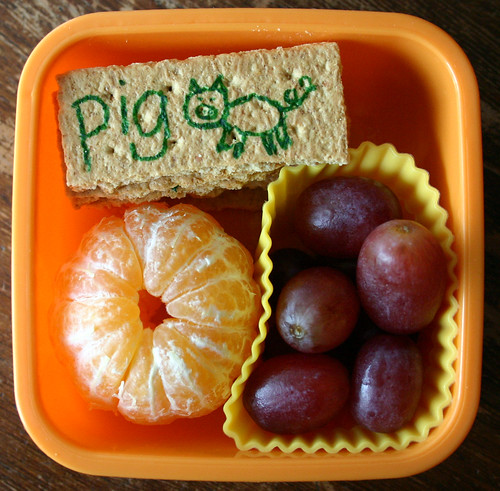 Kindergarten Snack #51: December 11, 2009