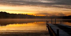 Sunset (MikkelHA) Tags: bridge sunset yellow tamron1750 sonya700