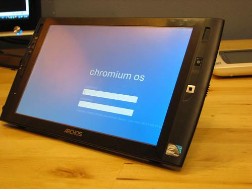 Archos 9 Chromium OS