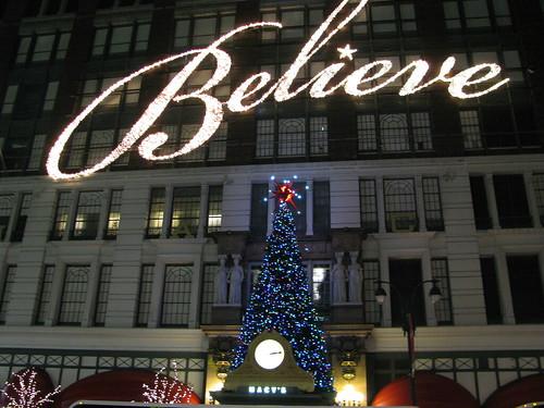 Believe-Macys