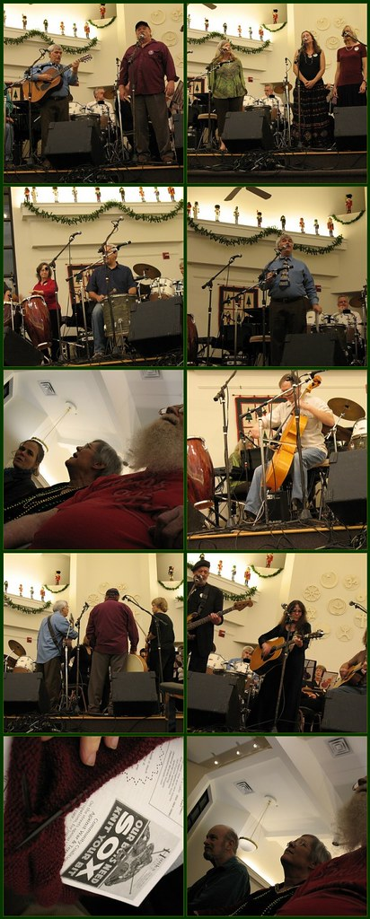 23rd Annual Vets for Peace Winter Solstice Concert