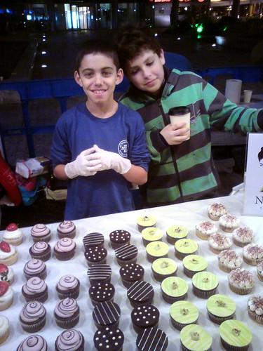 Nadine Cupcakes