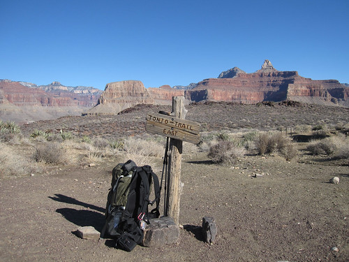 The Tipoff (Tonto Trail Junction)