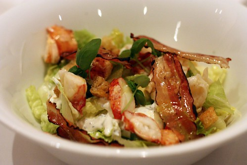 NOVA SCOTIA LOBSTER SALAD