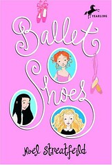 4358334612 aee6859e87 m Top 100 Childrens Novels #78: Ballet Shoes by Noel Streatfeild