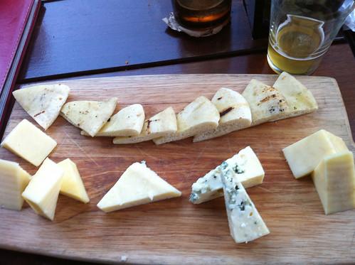 Rogue creamery cheese platter