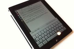 iPad2の使用近況と使い勝手