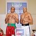 WSB Season VII - Week 4 Italia Thunder vs Morocco Atlas Lions Weigh In