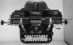 clicketty-clak 02 (byronv2) Tags: typewriter machine technology history blackandwhite blackwhite bw monochrome keyboard nms nationalmuseumofscotland chambersstreet oldtown edinburgh edimbourg levitating hovering scotland machineàécrire schreibmaschine