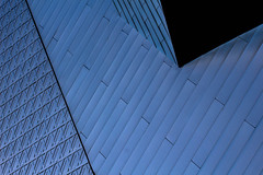 Vegas Abstract (Robert Borden) Tags: vegas lv lasvegas thestrip street abstract blue architecture nevada southwest canon canonphotographer west usa northamerica