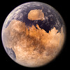 Mars with Oceans (Kevin M. Gill) Tags: mars terraforming oceans computergraphics planetary science space