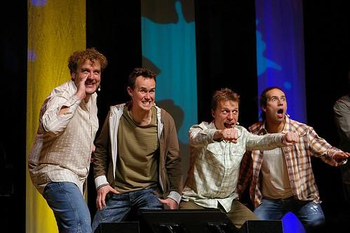 Wise Guys: Tonhalle Düsseldorf 21.11.07