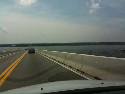 Crossing the Potomac