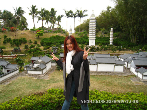 nicolekiss and houses of the Bai nationility