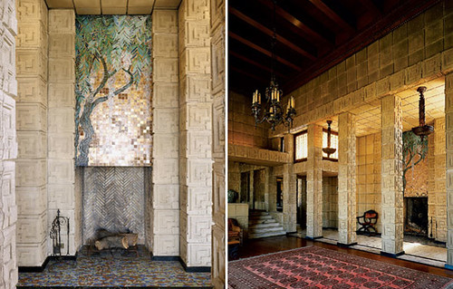 Ennis House for sale by Christie's