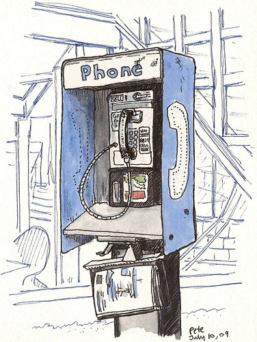 phonebooth on 3rd st