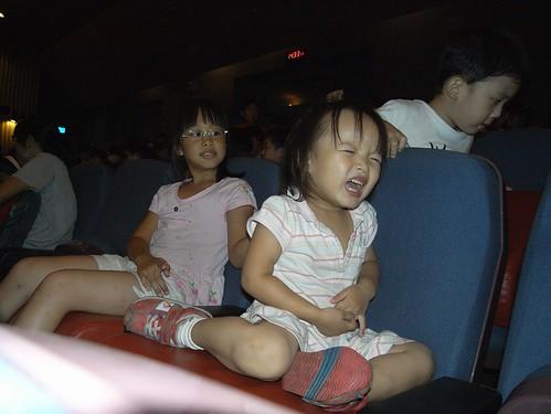 你拍攝的 9劇場裡的姊妹。