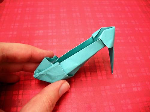 Origami Stiletto
