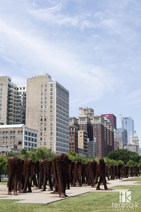 Michigan Avenue, Chicago Illinois by Teresa Klostermann of Teresa K photography