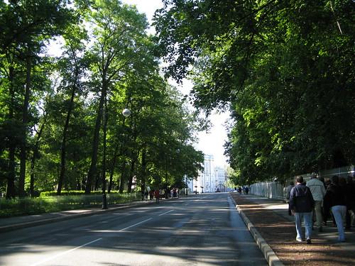 Calles de San Petersburgo Foto 3
