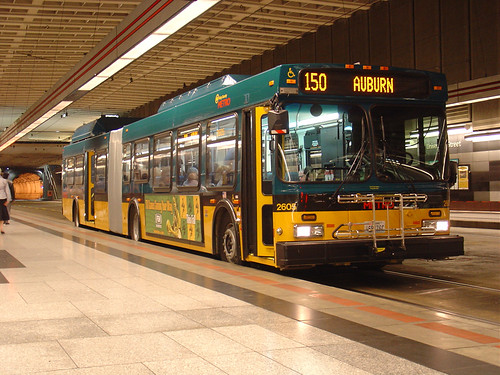 King County Metro 2605 on Route 150