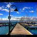 Williamstown Marina - Melbourne by eRiz SLR