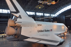 NASA - Space Shuttle OV-101 Enterprise - Air and Space Smithsonian - Udvar Hazy Center - July 29th, 2009 1315 RT (TVL1970) Tags: airplane smithsonian iad nikon alt aircraft aviation nasa enterprise spaceshuttle fairchild nationalairandspacemuseum dullesairport airandspacemuseum smithsonianairandspacemuseum grumman fredhaise stevenfudvarhazycenter nasm d90 udvarhazycenter nationalaeronauticsandspaceadministration rockwellinternational spaceshuttleenterprise joeengle dullesinternationalairport udvarhazyannex washingtondullesinternationalairport nikond90 ov101 northamericanrockwell nikkor18105mmvr 18105mmvr orbitalvehicle approachandlandingtests gordonfullerton richardtruly