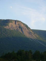 Moon over Mont-St-Pierre