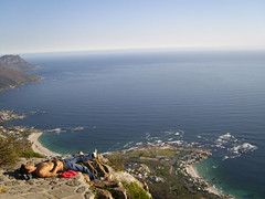 Clifton from Lion's Head