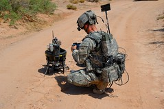 Class I UAV Block 0 (The U.S. Army) Tags: terrain soldier technology aircraft military tugs usarmy airvehicle sugv smallunmannedgroundvehicle armysevaluationtaskforce classiuavblock0 taticalunattendedgroundsensor forcedevelopmenttestingevaluation