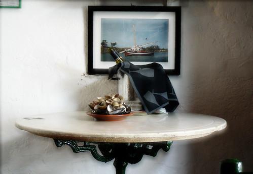 Del mar al restaurant