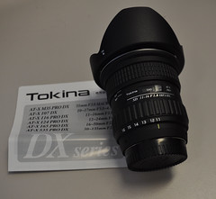Tokina 11-16mm F2.8 At-X 116 Pro Dx - Unboxing - Image 9/11