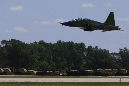 Airplane picture - T-38 Talon