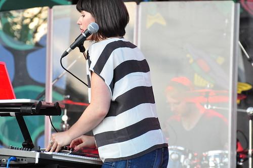 M83 at Ottawa Bluesfest 2009