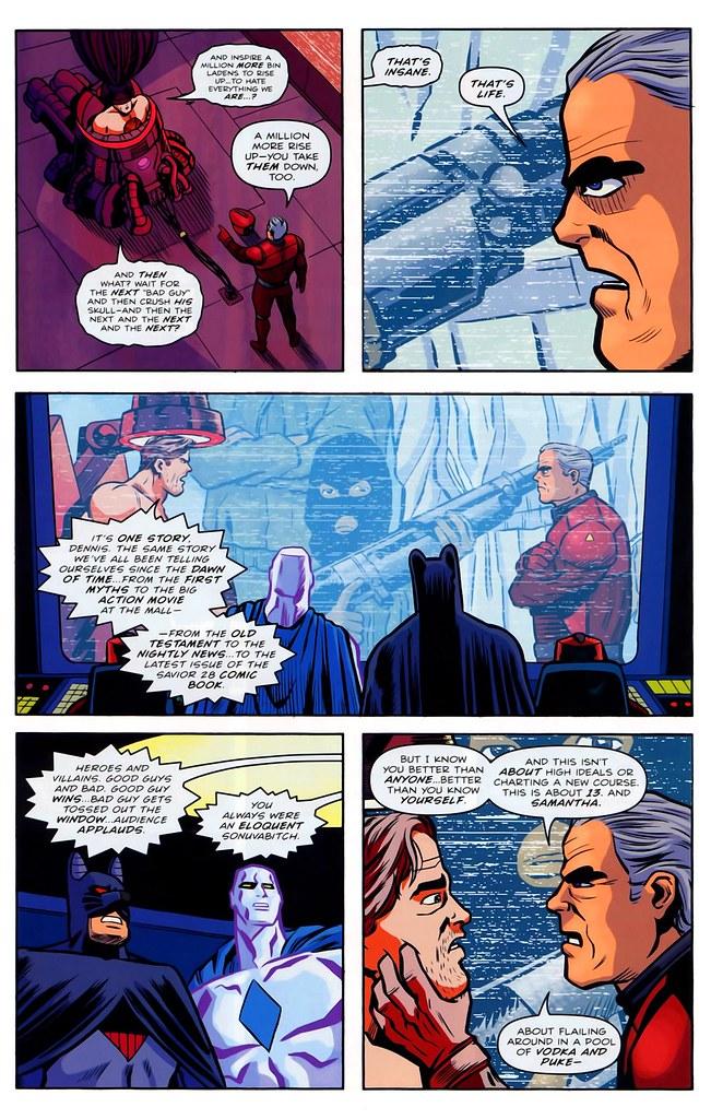 The Life and Times of Savior 28 #4 - Page 13