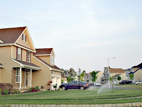 Suburban Homes by LancerE, on Flickr