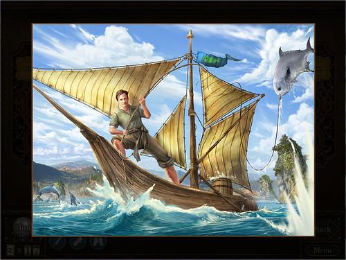 Jay the Legendary Fisherman