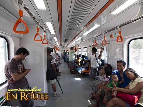 PNR Train Passengers